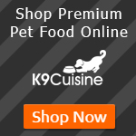 Shop K9Cuisine.com, Over 100 Pet Brands + Fast, Free Shipping