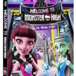 WELCOME TO MONSTER HIGH Blu-Ray Combo Giveaway 5 Winners