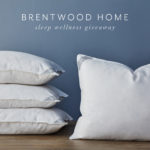 Brentwood Home Sleep Wellness Review and Giveaway