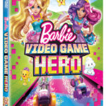 Barbie Video Game Hero Blu-Ray + DVD Combo Pack Giveaway