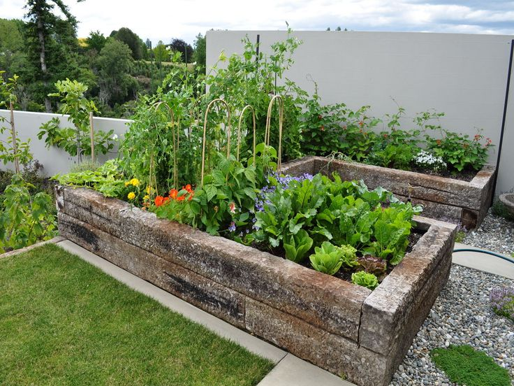 Best 20 Herb Garden Design 2017: How To Create A Vegetable Patch In Your Garden